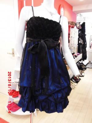 色違いドレス(ロイヤルブルー)